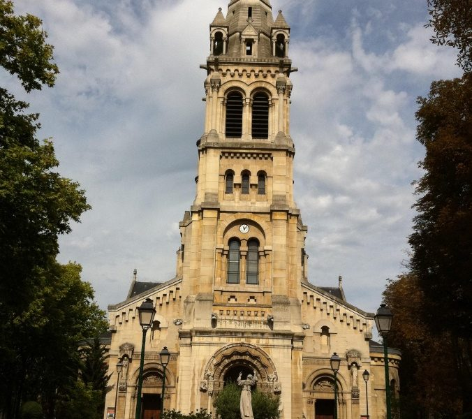 Eglise ST PIERRE NEUILLY