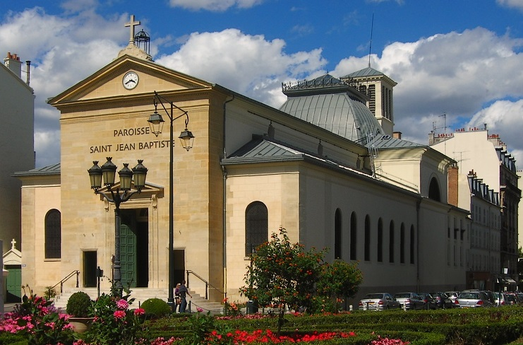 Rénovation chaufferie église saint jean Baptiste