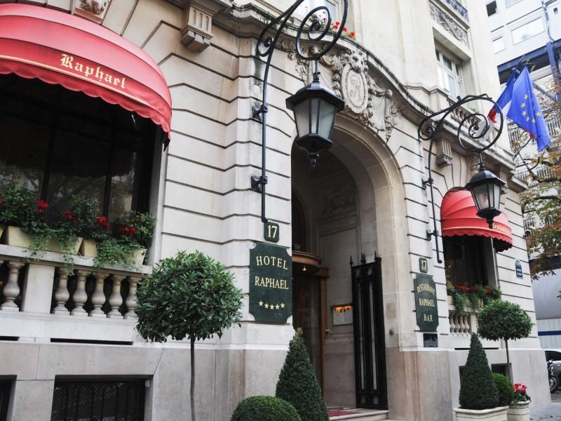 Hotel raphael2