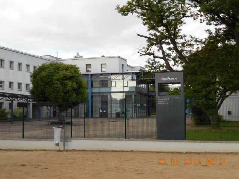 Lycée E.ronceray Bezons 95